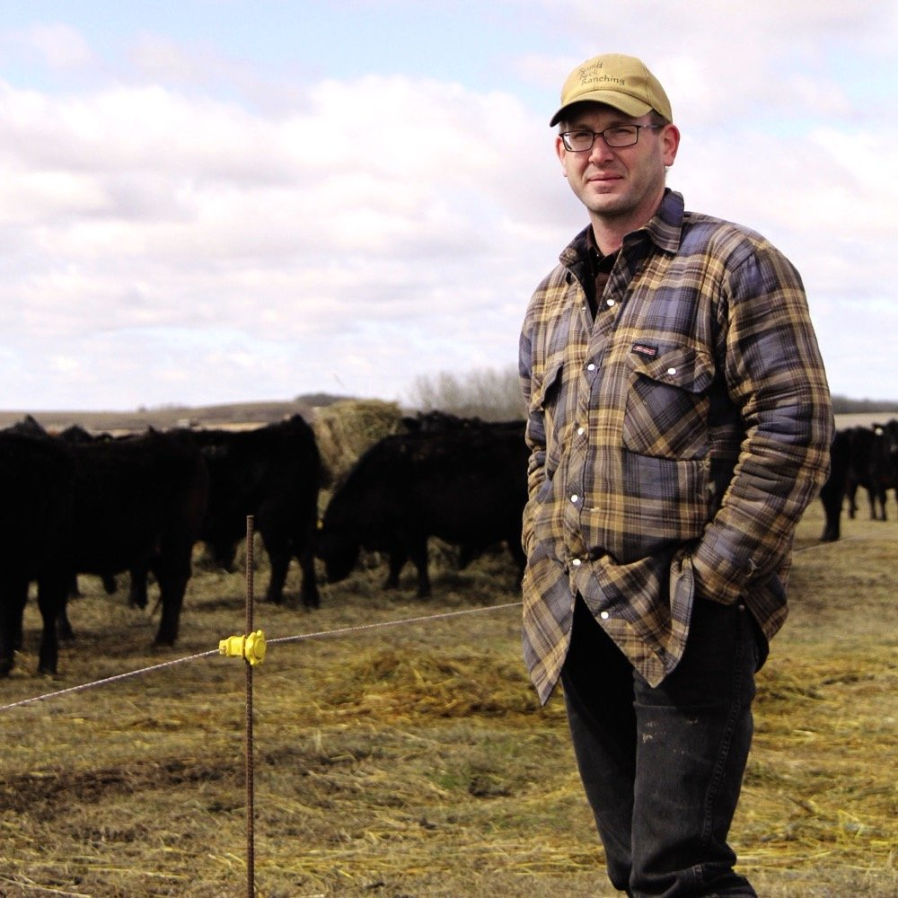 """I always say you can't teach a stick to fetch a dog. The consumers I worry about are the ones who have opinions and aren't willing to go out to an agricultural operation anywhere."" – Sean McGrath, Round Rock Ranching"