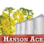 Hanson Acres: The air turns blue, in more ways than one