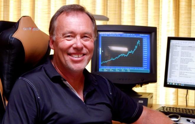 Errol Anderson, grain market adviser