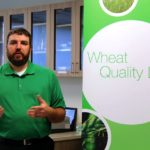 Wheat quality manager Rhett Kaufmann speaking at the official opening of Bayer CropScience's wheat breeding centre near Saskatoon last summer. Bayer is investing $1.9 billion into wheat worldwide over 10 years, including $24 million in Canada.