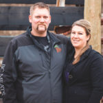 Chad and Erika Maarhuis operate Magnum Meats in Rock Creek, British Columbia.
