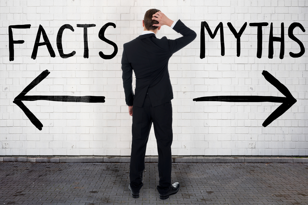 """Trying to disprove myths can actually have the opposite effect — the 'backfire' effect."""""""