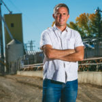 Ryan Kasko is one of five men who make up the Allied Marketing Group in southern Alberta. The cohort are all feedlot owners who have collaborated since 2010 on everything from sharing animal data to bulk purchases.
