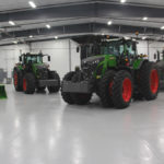 The new 900 Series tractors takes a key position in the Fendt line of products now available in North America.