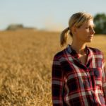Today's women in agriculture know that they bring more than a plate to the table.