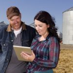 The information landscape is changing, and some organizations are exploring new ways of offering that information to farmers other than traditional methods.