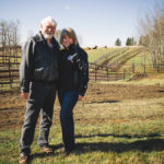 Without a family successor, Bob and Wynne Chisholm saw they could save the farm by giving it away.