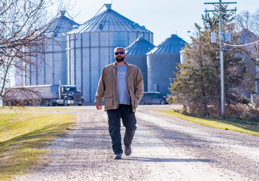 Erich Vetter was looking for challenge and opportunity when he abandoned Germany's heavily regulated agriculture 13 years ago. In the valley, he says, he's found plenty of both.
