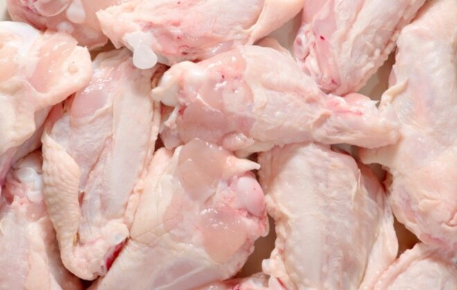 File photo of uncooked chicken wings. (Mimadeo/iStock/Getty Images)