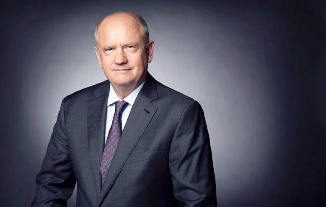 Martin Richenhagen has been CEO of AGCO for 16 years.
