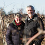 Paul and Anne Burnham of Burnham Family Farm Market.
