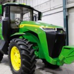 Now that's a beauty of a tractor