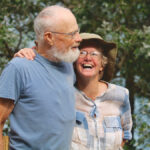 Ian Murray and Sally Bowen of Topsy Farms on Amherst Island, Ont.