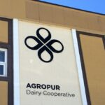 File photo of Agropur's fluid milk plant in Winnipeg. (Dave Bedard photo)