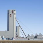 A view of BHP's potash mine project north of Jansen, Sask. (BHP.com)